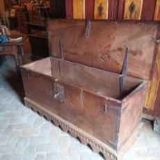 Antigüedades: ARCÓN DEL S. XVII. Lote 273971608