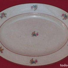 Antigüedades: BANDEJA LA CARTUJA DE SEVILLA PICKMAN. Lote 274188058