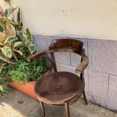 Antiquités: ANTIGUO SILLON ESTILO THONET!. Lote 274280383