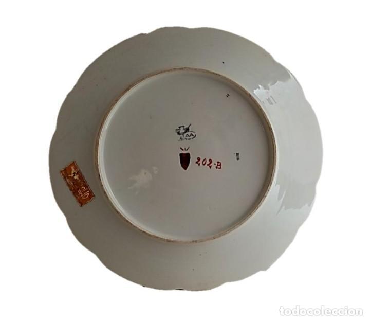 Antigüedades: PORCELANAS BIDASOA 1960 TALLER DE DECORACION AMANSA - Foto 6 - 274894308