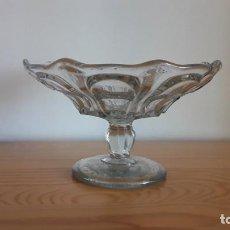 Antigüedades: FRUTERO CRISTAL CARTAGENA. Lote 275029173
