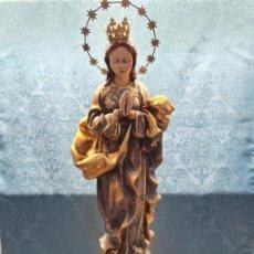 Antigüedades: VIRGEN MARIA REINA. Lote 275120483