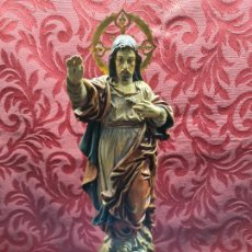 Antigüedades: SAGRADO CORAZÓN. Lote 275128478