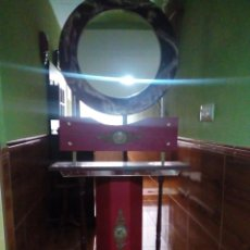 Antigüedades: MUEBLE TOCADOR ENTRADA AÑOS 60. Lote 275291568