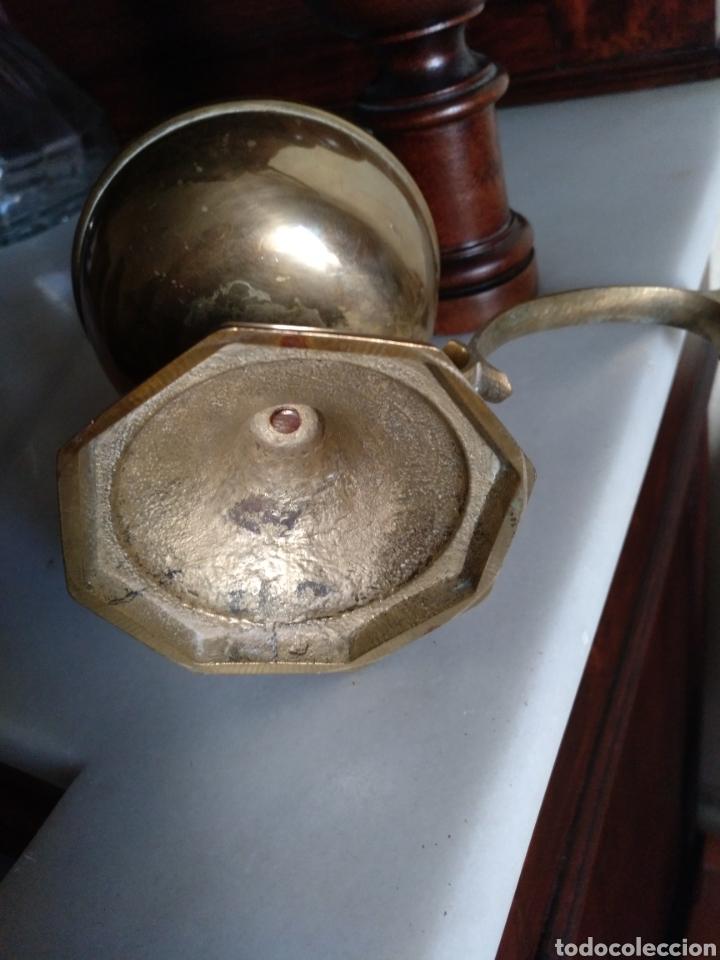 Antigüedades: Antiguo Incensario de Bronce - Foto 4 - 275292058