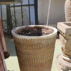 Antigüedades: MACETON ALTO. Lote 275322313