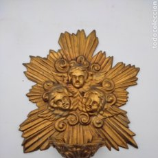 Antigüedades: ANTIGUA BENDITERA. Lote 275668503