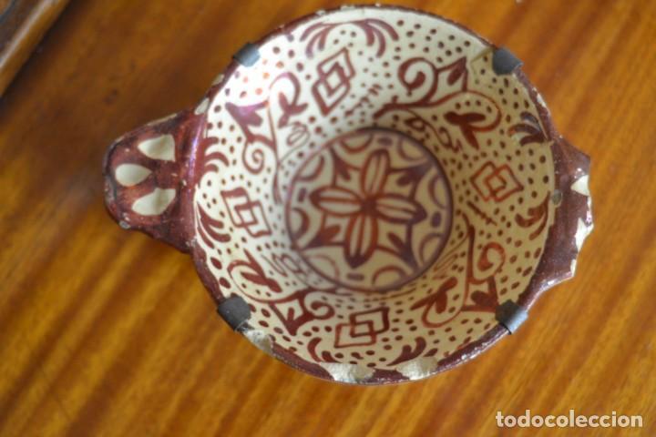 Antigüedades: ESCUDILLA, BOL MANISES - Foto 3 - 275668633