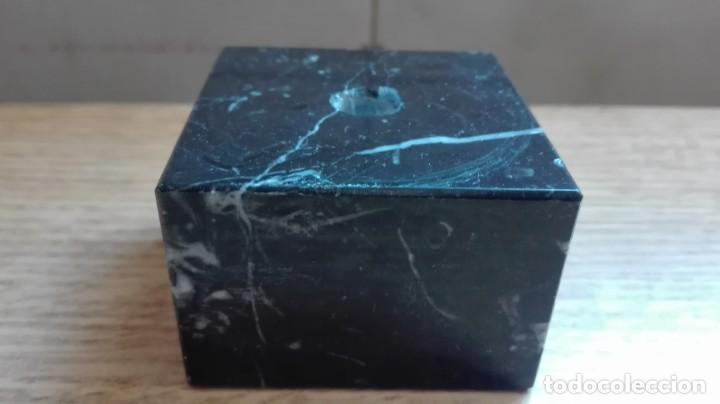 Antigüedades: Peana o base de mármol - Foto 4 - 275876618