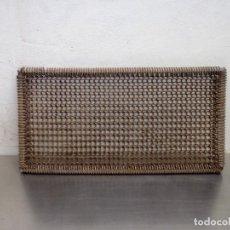Antiquités: ANTIGUO FELPUDO DE HIERRO.58 X 30 CM.. Lote 275899873