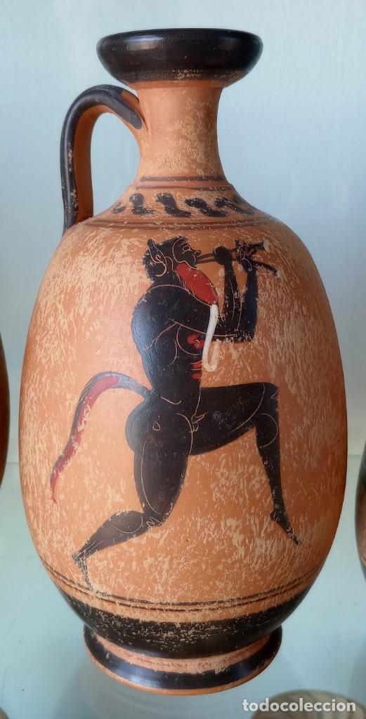 Antigüedades: LOTE DE TRES REPRODUCCIÖNES ARQUEOLOGICAS - Foto 5 - 276001568