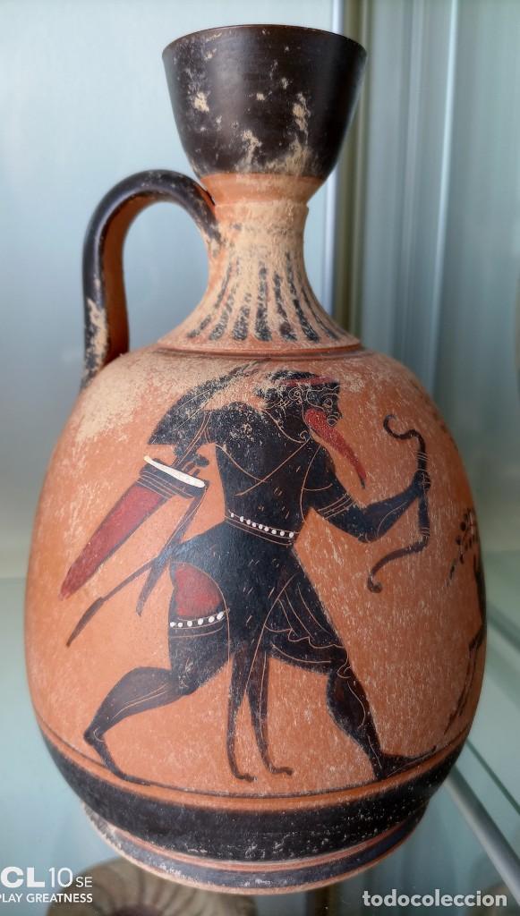 Antigüedades: LOTE DE TRES REPRODUCCIÖNES ARQUEOLOGICAS - Foto 6 - 276001568