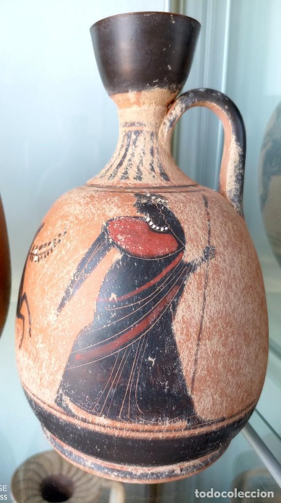 Antigüedades: LOTE DE TRES REPRODUCCIÖNES ARQUEOLOGICAS - Foto 8 - 276001568