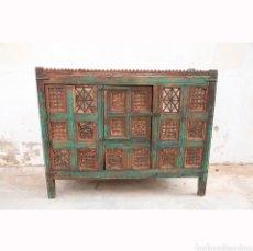 Antiquités: MUEBLE MUY ANTIGUO DE INDONESIA.. Lote 276055303