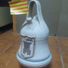 Antigüedades: PRECIOSO PORRÓN DECORATIVO CREO VERDU. Lote 276165118