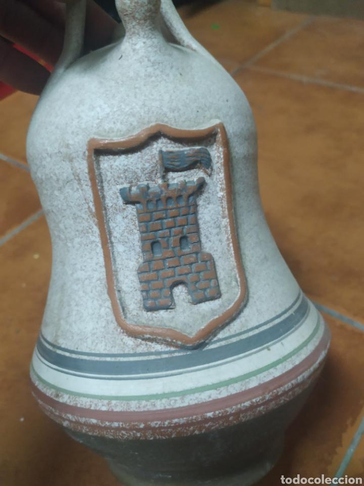 Antigüedades: Precioso porrón decorativo creo verdu - Foto 4 - 276165118