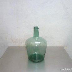 Antiquités: GARRAFA DAMAJUANA.8 LITROS.. Lote 276187298