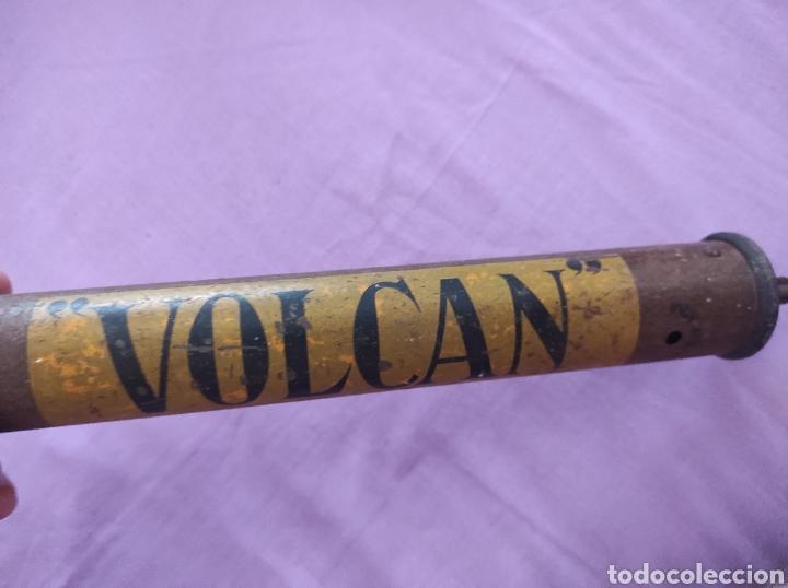 Antigüedades: Antiguo Fumigador - Pulverizador de Insecticida El Volcán - Foto 14 - 276220013