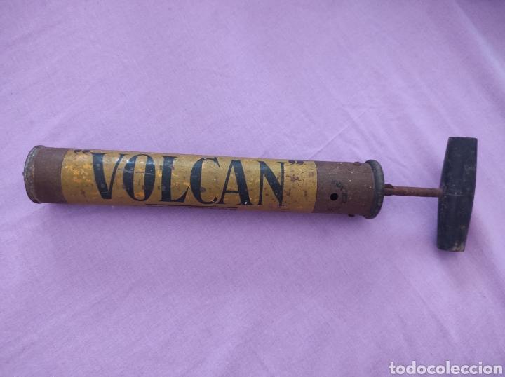 Antigüedades: Antiguo Fumigador - Pulverizador de Insecticida El Volcán - Foto 16 - 276220013