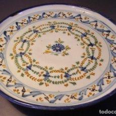 Antiguidades: FRUTERO CERÁMICA DE TALAVERA XVIII. Lote 276239718