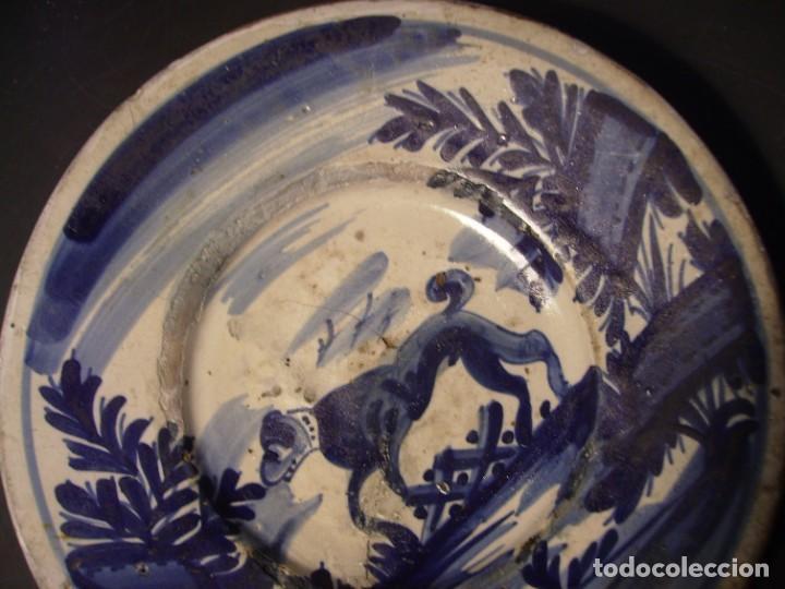 Antigüedades: PLATO CERÁMICA CATALANA XVIII - Foto 4 - 276242058