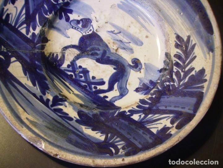 Antigüedades: PLATO CERÁMICA CATALANA XVIII - Foto 5 - 276242058