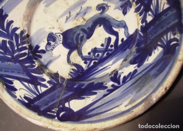 Antigüedades: PLATO CERÁMICA CATALANA XVIII - Foto 6 - 276242058
