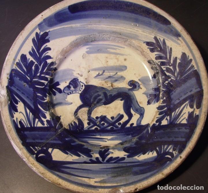 Antigüedades: PLATO CERÁMICA CATALANA XVIII - Foto 7 - 276242058
