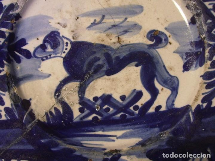 Antigüedades: PLATO CERÁMICA CATALANA XVIII - Foto 8 - 276242058