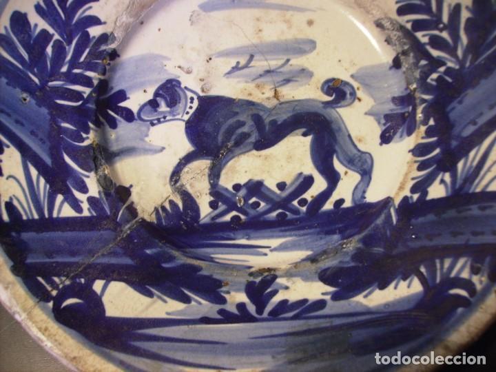 Antigüedades: PLATO CERÁMICA CATALANA XVIII - Foto 9 - 276242058