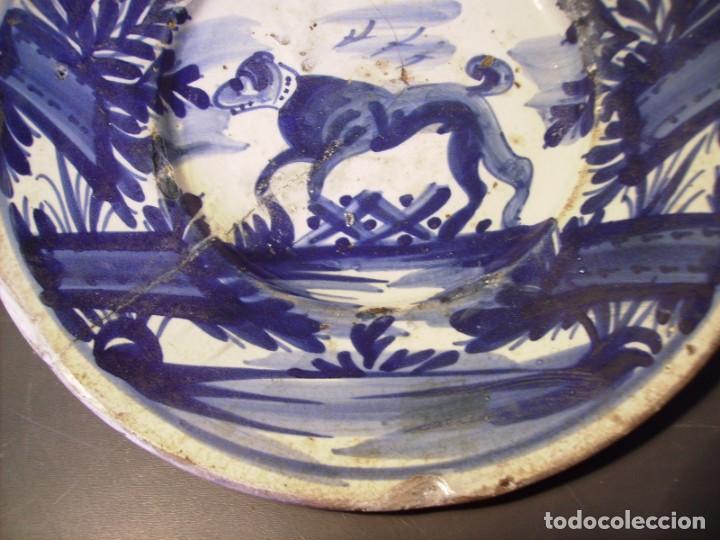 Antigüedades: PLATO CERÁMICA CATALANA XVIII - Foto 12 - 276242058