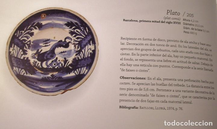 Antigüedades: PLATO CERÁMICA CATALANA XVIII - Foto 16 - 276242058