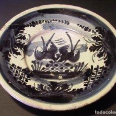 Antigüedades: PLATO CERÁMICA CATALANA XVIII. Lote 276242173