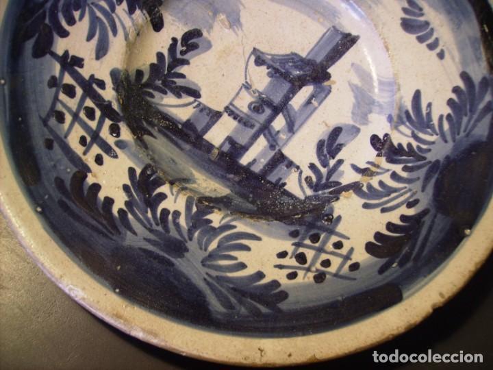 Antigüedades: PLATO CERÁMICA CATALANA XVIII - Foto 5 - 276242293