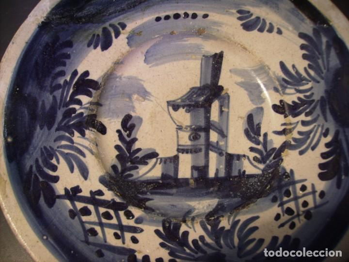 Antigüedades: PLATO CERÁMICA CATALANA XVIII - Foto 8 - 276242293