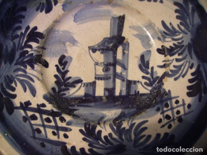 Antigüedades: PLATO CERÁMICA CATALANA XVIII - Foto 9 - 276242293