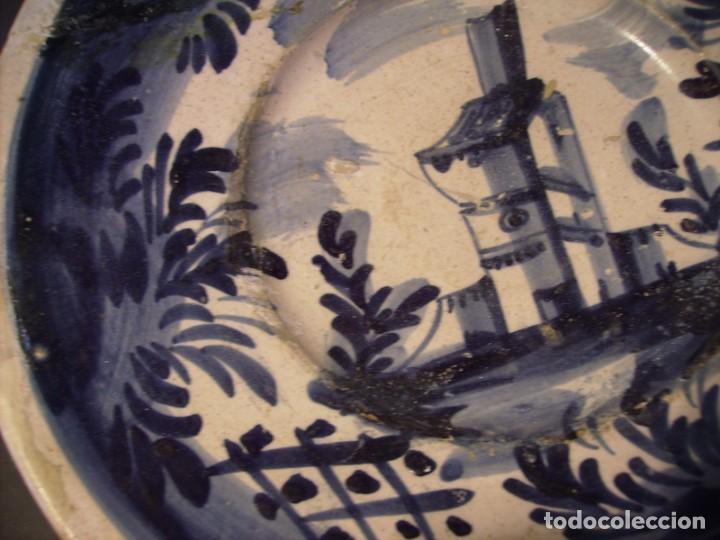 Antigüedades: PLATO CERÁMICA CATALANA XVIII - Foto 10 - 276242293