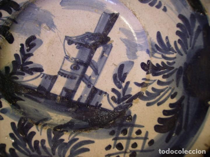 Antigüedades: PLATO CERÁMICA CATALANA XVIII - Foto 11 - 276242293