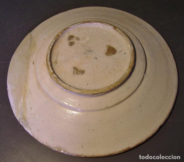 Antigüedades: PLATO CERÁMICA CATALANA XVIII - Foto 12 - 276242293