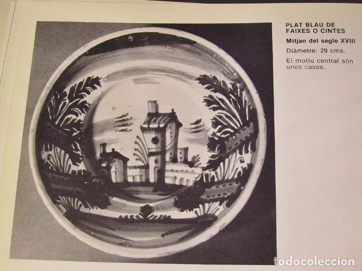 Antigüedades: PLATO CERÁMICA CATALANA XVIII - Foto 15 - 276242293