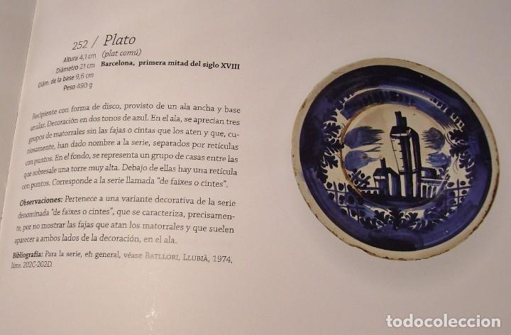 Antigüedades: PLATO CERÁMICA CATALANA XVIII - Foto 17 - 276242293