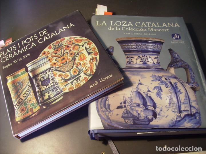 Antigüedades: PLATO CERÁMICA CATALANA XVIII - Foto 19 - 276242293