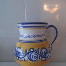 Antigüedades: JARRA DE CERAMICA DE TALAVERA. Lote 276444088