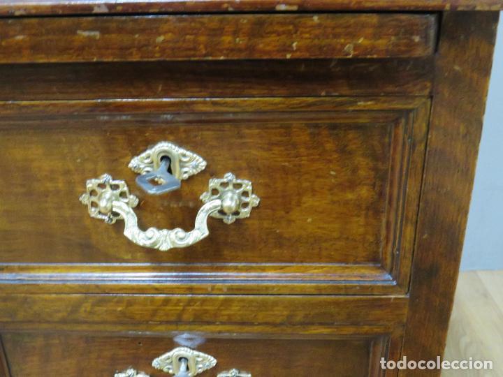 Antigüedades: ESCRITORIO INFANTIL BUEN ESTADO - Foto 5 - 276470608