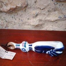 Antigüedades: FIGURA PORCELANA SARGADELOS. Lote 276517853