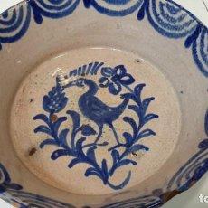 Antiquités: LEBRILLO GRANADINO. FAJALAUZA.. Lote 276575373