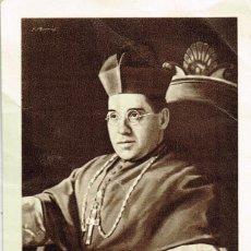 Antiguidades: 1947 SANTA RELIQUIA DE SANG DEL BEAT SALVI HUIX I MIRALPEIX BISBE DE LLEIDA - LÉRIDA. Lote 276618303