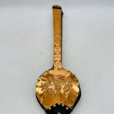 Antiquités: SOPLADOR DE CHIMENEA DE COBRE. Lote 276648263