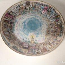 Antigüedades: PLATO VIRGEN DE LA FUENSANTA. MURCIA. PEDRO FLORES. Lote 276780103
