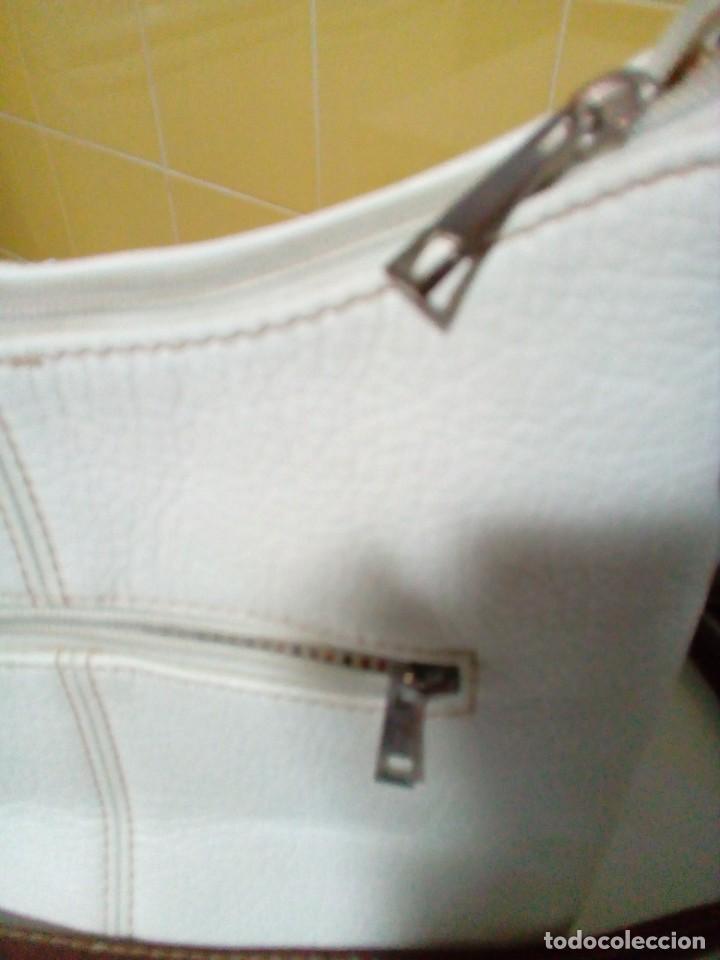 Antigüedades: bonito bolso de piel - Foto 3 - 276923993